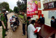 Photo of Vĩnh Phúc xử phạt 2 nhà hàng kinh doanh lén lút và 73 người không đeo khẩu trang