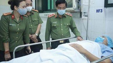 Photo of Đối tượng liều lĩnh lao xe đâm trọng thương Trung úy CSCĐ