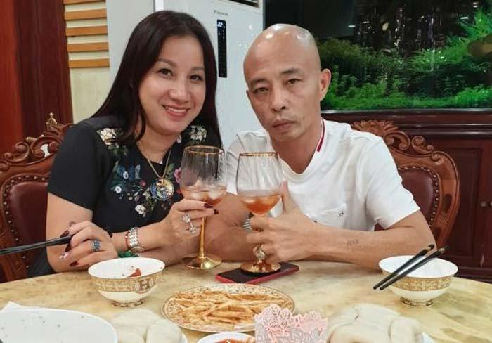 Vợ chồng Đường Nhuệ