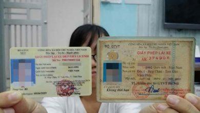 Photo of Bộ Công an đề xuất phân loại 17 hạng giấy phép lái xe