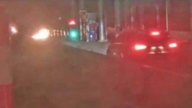 Photo of VIDEO: Trạm BOT Ninh Xuân bị ném 2 quả bom xăng trong đêm