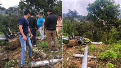 Photo of Vĩnh Phúc: Ô tô va chạm với xe máy lao xuống vực sâu khiến 4 người tử vong