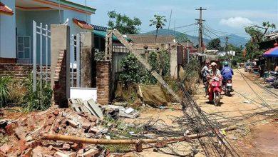 Photo of Một người bị chết, 8 người bị thương do mưa dông ở Phú Thọ