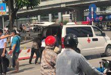 Photo of Tài xế taxi tử vong bất thường trên ghế lái