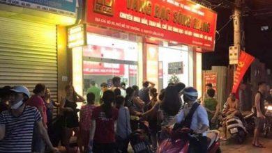 Photo of Cướp tiệm vàng ở Hà Nội, đâm trọng thương một người truy đuổi