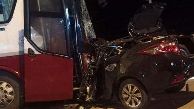 Photo of Ô tô con đấu đầu xe khách khiến 1 tài xế mất mạng