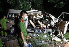 Photo of Xe khách giảm tốc độ 80km/h xuống 69km/h trong 1 phút trước khi xảy ra tai nạn