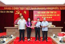 Photo of Vĩnh Phúc có tân Phó Bí thư Tỉnh ủy nhiệm kỳ 2015-2020