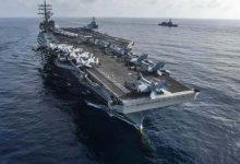 Photo of Mỹ điều 2 tàu sân bay và nhiều tàu chiến tới Biển Đông nơi Trung Quốc tập trận