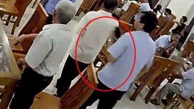 """Photo of VIDEO: Chủ tịch xã ở Phú Thọ bị tố """"cầm nhầm"""" điện thoại của nữ nhân viên PG rượu"""