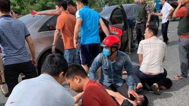 Photo of VIDEO: Công an nổ súng trên quốc lộ 1, bắt giữ vụ vận chuyển ma túy lớn