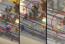 Photo of Vĩnh Phúc: Công an điều tra VIDEO hai người đàn ông bị hành hùng tại thị trấn Thổ Tang