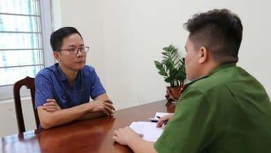 Photo of Khởi tố Phó ban Tuyên giáo Huyện ủy Tam Đảo về hành vi vu khống