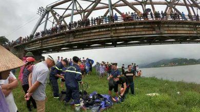 Photo of Danh tính nam tài xế xe tải dũng cảm lao xuống sông cứu cô gái bị ngã, cả 2 cùng tử vong thương tâm