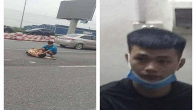 Photo of Lộ diện thanh niên đi xe phân khối lớn tông gãy chân Trung úy CSGT