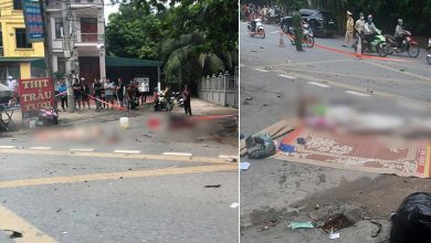 Photo of Tạm giữ tài xế 32 tuổi điều khiển xe Innova tông 3 cô gái tử vong ở Phú Thọ