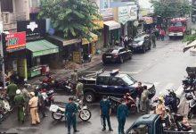 Photo of Chi nhánh ngân hàng ở Sài Gòn bị cướp 2 tỷ đồng trong 5 phút