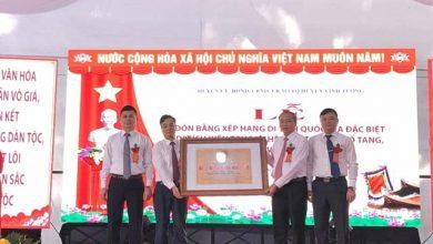 Photo of Vĩnh Phúc: Đình Thổ Tang, Vĩnh Tường đón nhận bằng Di tích Quốc gia đặc biệt