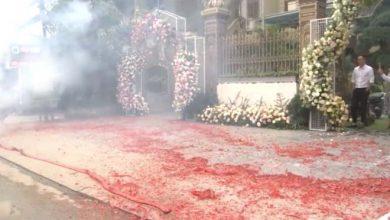 Photo of Từ 2021, được phép bắn pháo hoa trong ngày cưới?