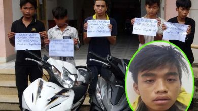 Photo of Tướng cướp 16 tuổi cầm đầu băng nhóm chém người, cướp xe